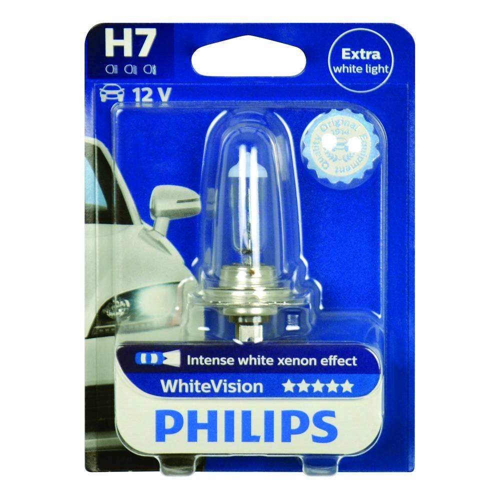 3700 K Philips MT-PH 12342WHVB1 Bombillas H4
