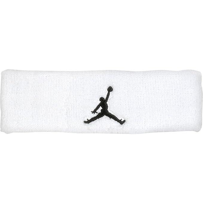Nike Jordan 217458 da Basket 102 Fascia Bianco Taglia Unica  Amazon.it   Abbigliamento bd9e81a3011d
