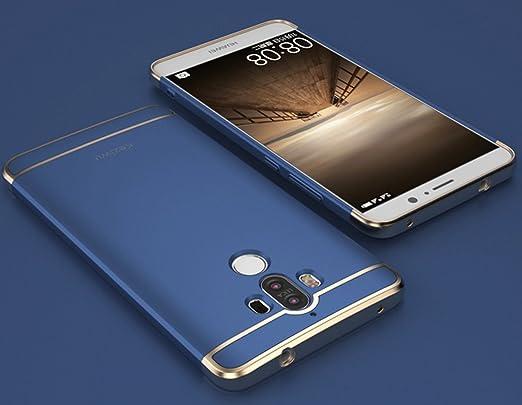 25 opinioni per Huawei Mate 9 Custodia, DEMEDO (placcatura Splicing Series) PC Shell posteriore