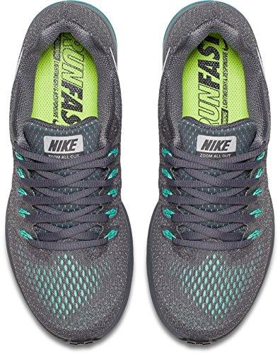Nike Damen 878671-003 Trail Runnins Sneakers Grau