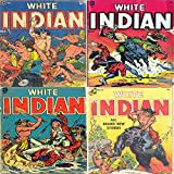 White Indian. Issues 11, 12, 13 and 14. Digital Sky Comic Compilations Wild West Western