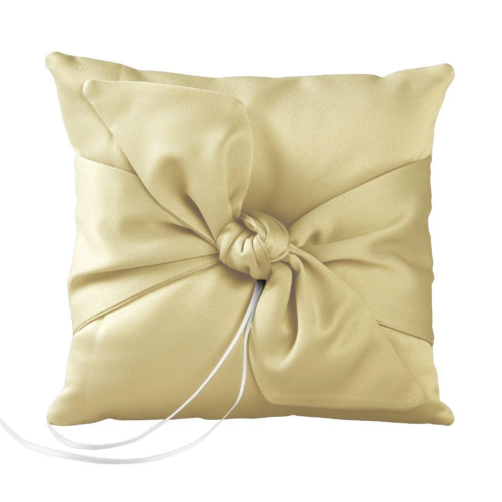 Ivy Lane Design Love Knot Flower Girl Basket, Black A01205FGB/BLK