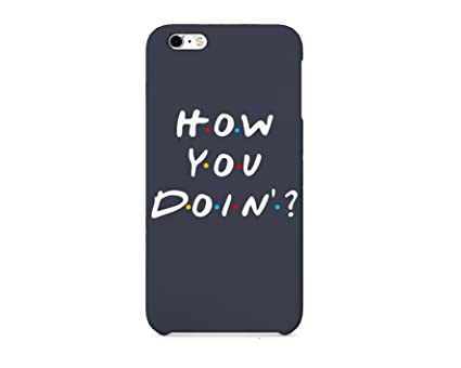 newest 0dc44 28a8f Amazon.com: How You Doin Friends Tv Show Joe Protective Case Cover ...