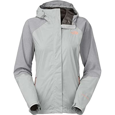 The North Face Women's Venture Hybrid Jacket High Rise Grey/High Rise Grey Heather Outerwear XL at Amazon Women's Coats Shop