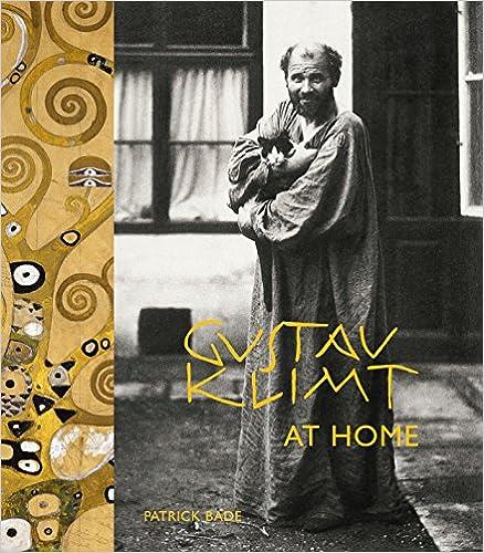 Gustave Klimt at home