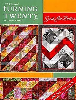 Turning Twenty...Again: Tricia Cribbs: Amazon.com: Books : turning twenty again quilt pattern - Adamdwight.com