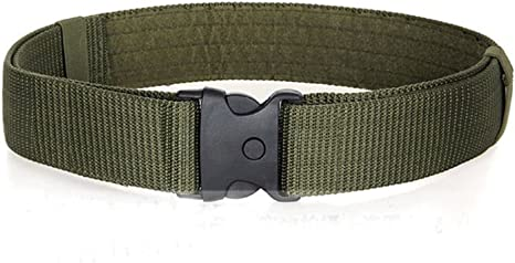 Cinturón de velcro militar nailon ajustable táctica de seguridad ...