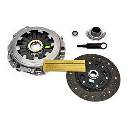 Amazon.com: EF HD SPORT CLUTCH KIT SAAB 9-2X SUBARU IMPREZA WRX 2.0L BAJA FORESTER XT TURBO: Automotive