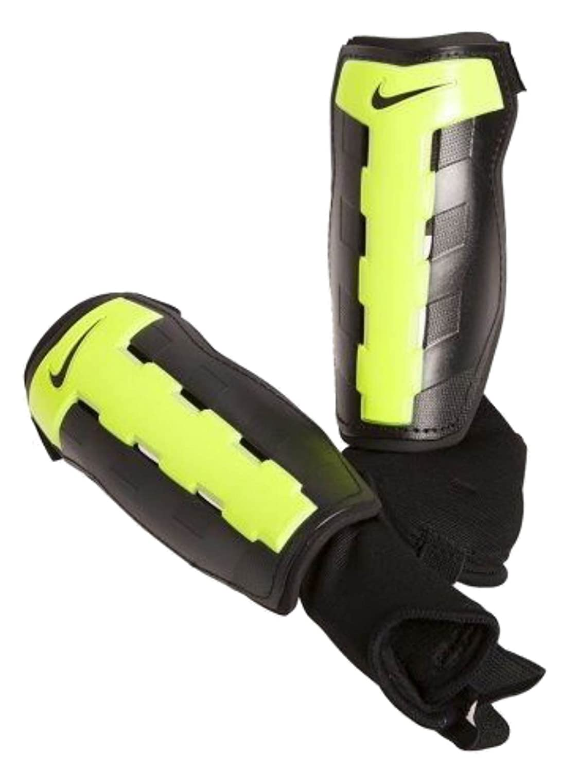Nike Charge Shin Guards (Volt) B0028V39CU Medium Adults|Yellow Yellow Medium Adults