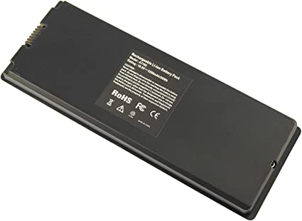 ARyee 59Wh 10.8V A1185 Battery Laptop Battery Replacement for Apple A1185 A1181 MA561 MA561FE//A MA561G//A MA561J//A