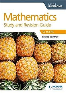 Barron's IB Math SL (Barron's Ib Books): Stella Carey M Ed