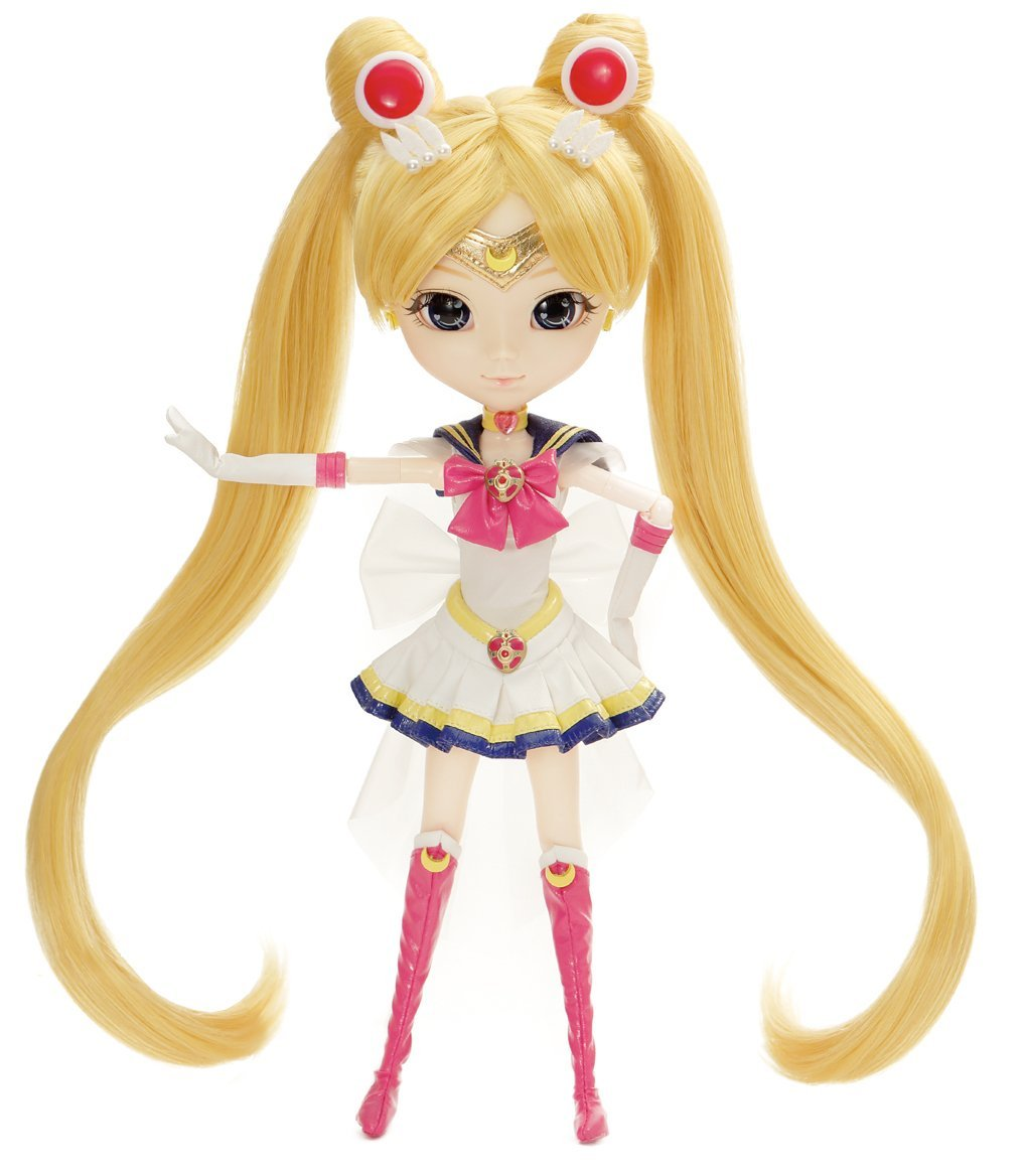 Pullip Sailor Moon Super Sailor Moon P-176 About 31 cm ABS Painted Action FigureGroove