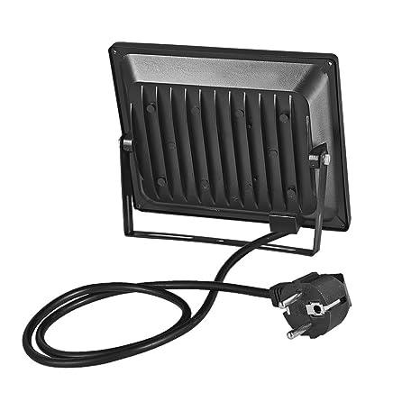 10W 20W 30W 50W 100W Iluminación Exterior Foco LED Proyector de ...