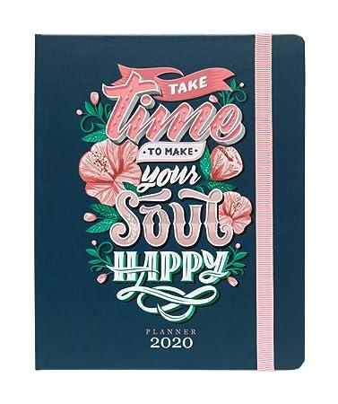 Amazon.com : Anna Roulskaya 2019/2020 Premium 17 Month Week ...