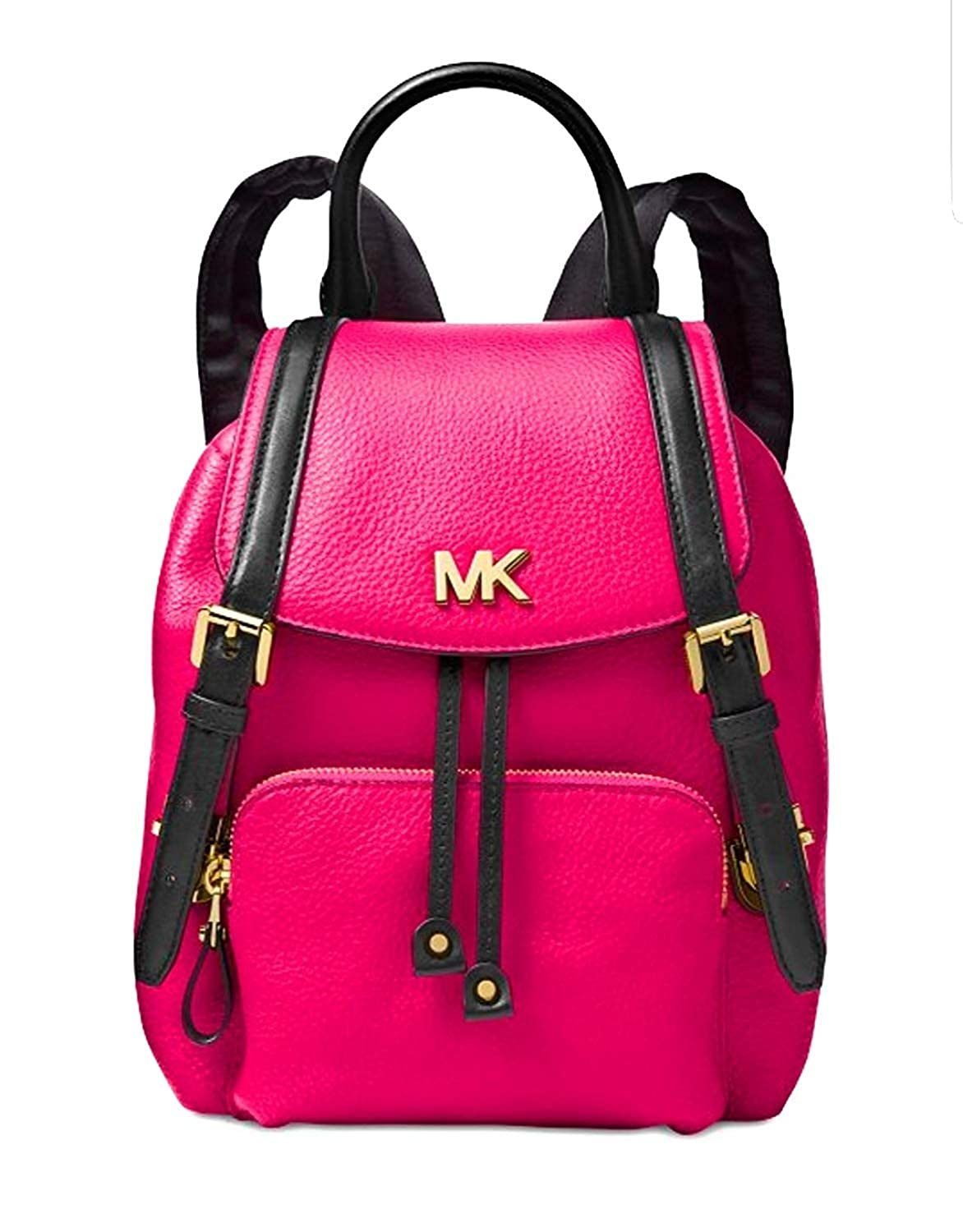 955cab72d4b0 Amazon.com | MICHAEL Michael Kors Mott Small Backpack (Ultra Pink/Black) |  Casual Daypacks