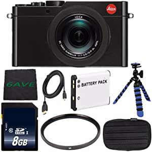 Amazon.com : Leica D-LUX (Typ 109) Digital Camera (Black