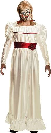 Rubies - Disfraz Oficial de Annabelle para Adulto, película de Horror ...