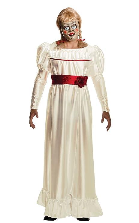 amazon bene super economico Rubie' s Costume ufficiale adulto ANNABELLE – The Conjuring film horror –  standard