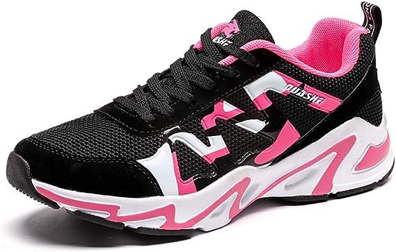 ZLYZS Absorción De Choque Zapatos para Correr Femeninos Zapatos ...
