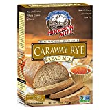 Hodgson Mill Caraway Rye Bread Mix, 16-Ounce Units (Pack of 6)