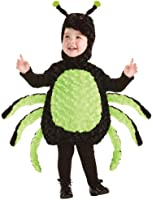 UHC Baby's Plush Spider Outfit Toddler Fancy Dress Halloween Costume