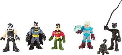 All New Figures Please Select IMAGINEXT Batman DC Super Hero Friends Villains