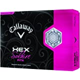 Callaway HEX Solaire Golf Ball -Pack of 12