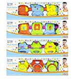 RSW First Steps Baby Pram Rattle 4 Assorted Designs