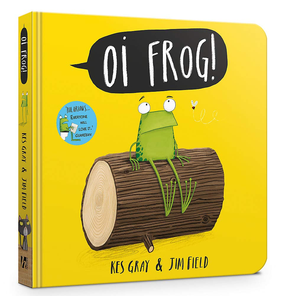 Oi Frog  Board Book  Oi Frog And Friends Band 1