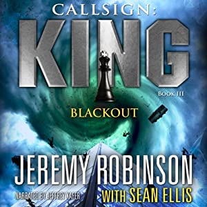 Callsign King - Book 3 - Blackout Audiobook