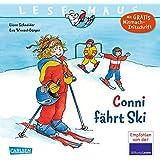 Conni fährt Ski (LESEMAUS, Band 22)