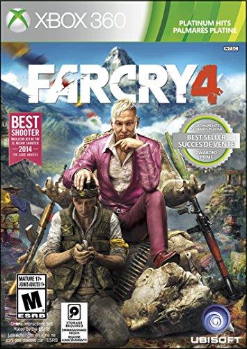 Far Cry 4 - Xbox 360 (Best Far Cry Game)