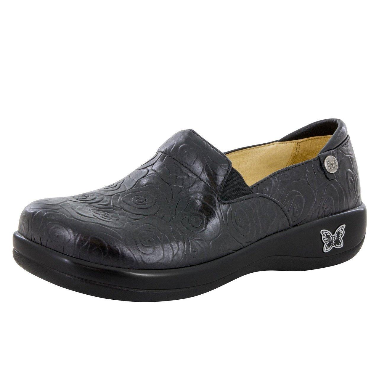 Alegria Women's Keli Professional Night Rosette Shoe