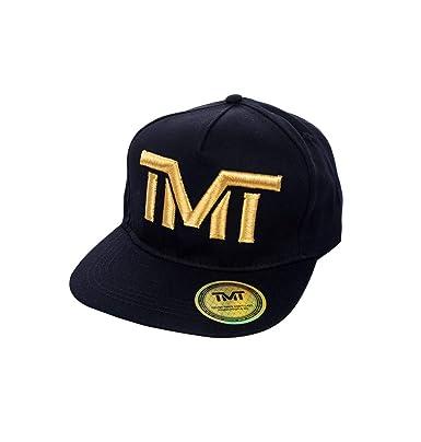 TMT - Visera - para Hombre Negro Negro Talla única: Amazon.es: Ropa y accesorios