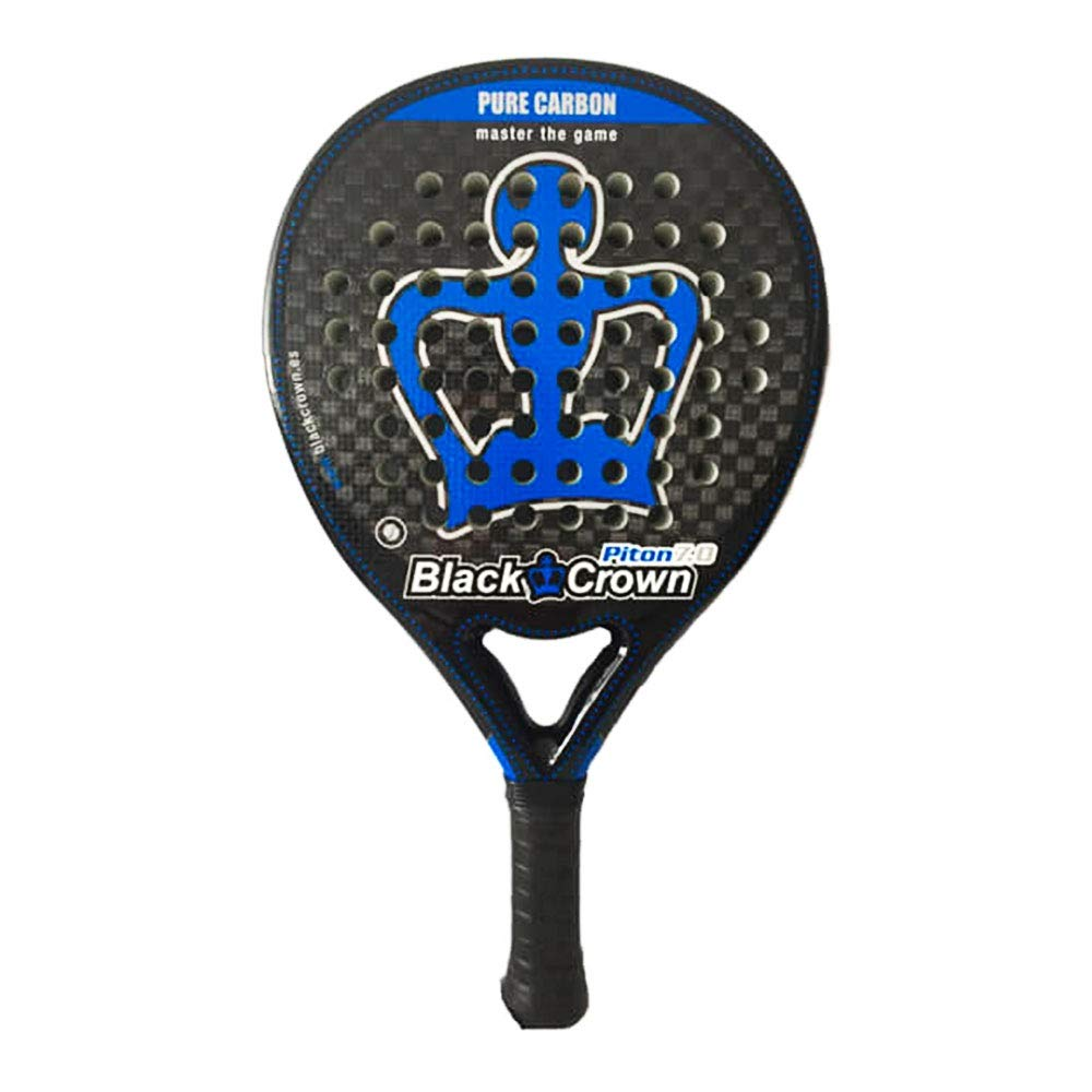 Amazon.com : BLACK CROWN Piton 7.0 - (Padel - Pop Tennis ...