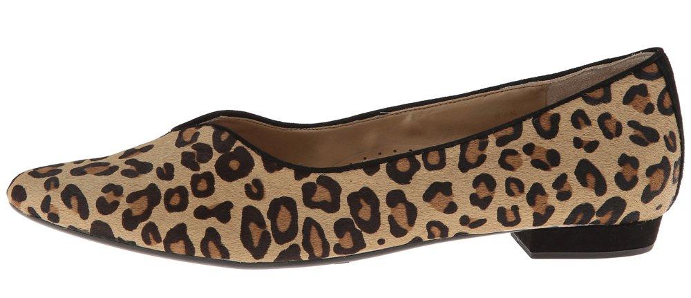 VANELi Mules Womens ganet Closed Toe Mules VANELi B00HLRDLCY 6.5 W US|Camel Dino Hair Calf/Black Suede c82bb0