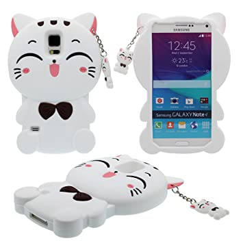 coque samsung note 4 3d cartoon