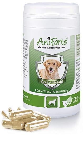 Pastillas AntiGarrapatas para Perros Medianos (10-35 kg) - 60 cápsulas | Producto