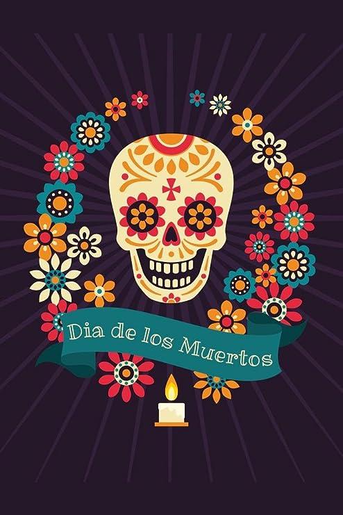 Amazon.com: Dia De Los Muertos Sugar Skull Cool Wall Decor Art Print Poster  24x36: Posters & Prints