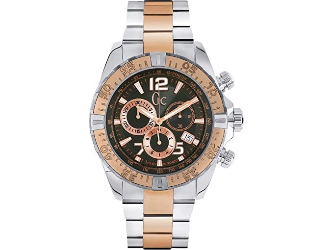 GC by Guess reloj hombre Sport Chic Collection Sport Racer cronógrafo Y02001G2