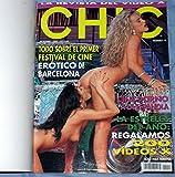 1990s Hustler Chic Magazine Album 3 magazines bound in 1 Brand New