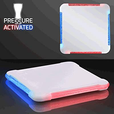 blinkee Pressure Sensitive Drink Coaster by: Toys & Games