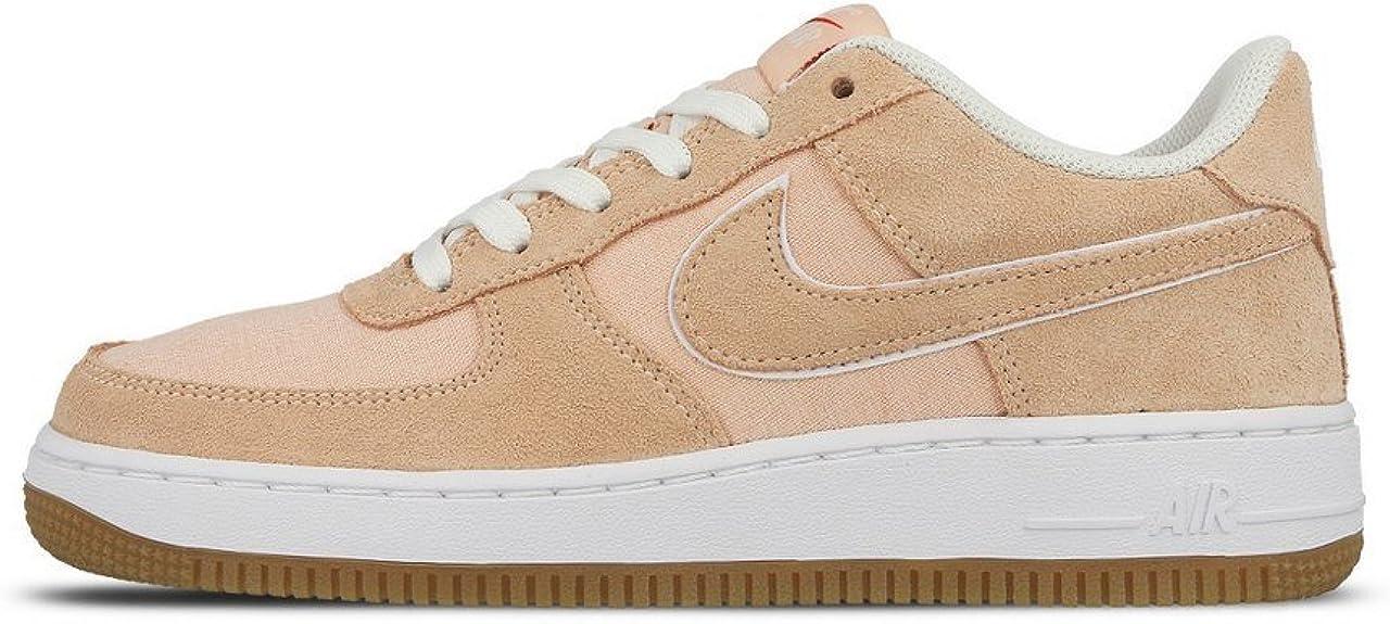 Zapatillas Nike – Air Force 1 (GS) Naranja/Naranja Talla: 36: Amazon.es: Zapatos y complementos