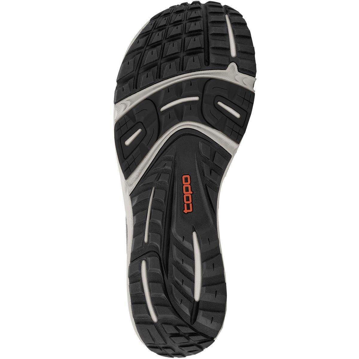 b94ea1be7a2 Topo  17033 Athletic MT2 Trail-běžecká obuv - pánská černá Hnědá ...