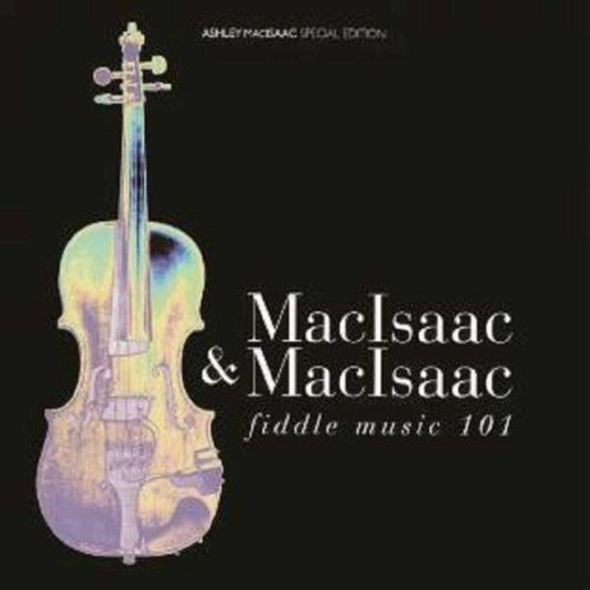 CD : Ashley MacIsaac - Fiddle Music 101 (CD)