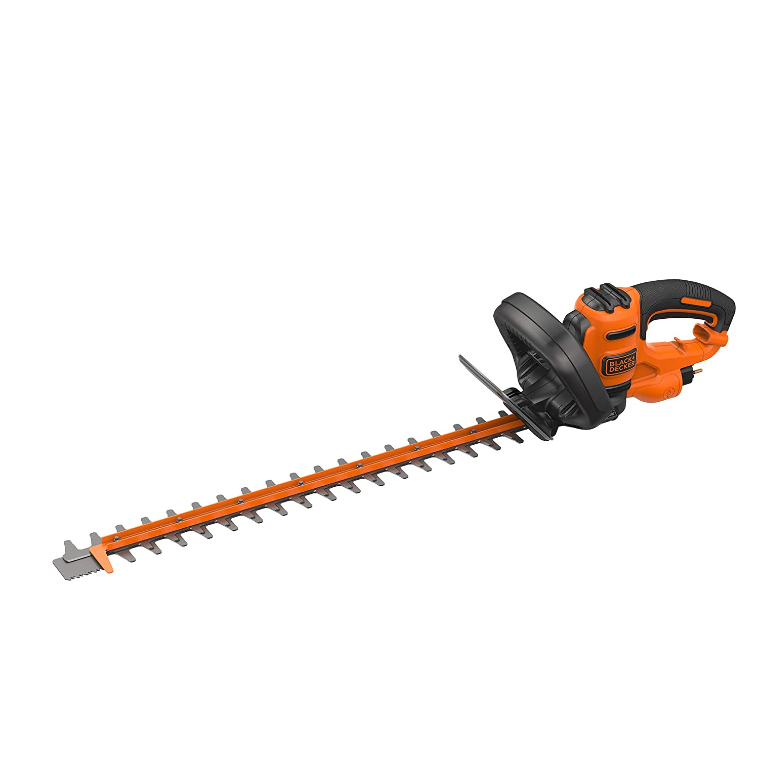 Black+Decker BEHT201-QS BEHT201-QS-Cortasetos, 420 W, 45 cm/16 mm ...