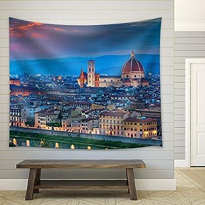 Florence Italy at Sunset, Original Creation, Gorgeous Design