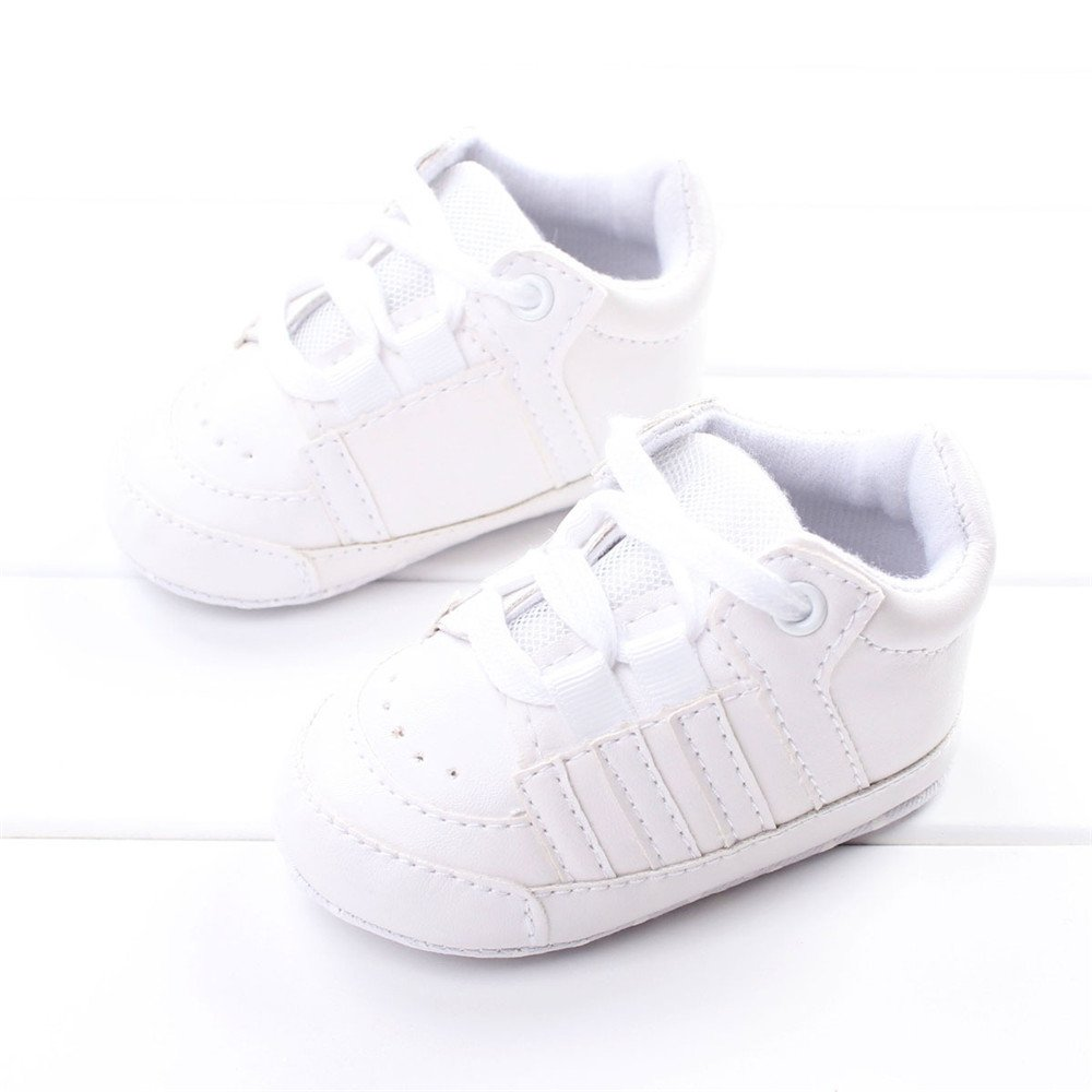 Galleon Baby Soft Sole Lace up Sneaker Infant Casual