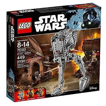 Amazon.com: LEGO Star Wars AT-ST Walker 75153 Star Wars Toy: Toys ...
