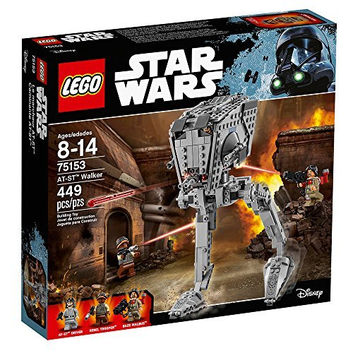 Lego Star Wars At St Walker 75153 Star Wars Toy
